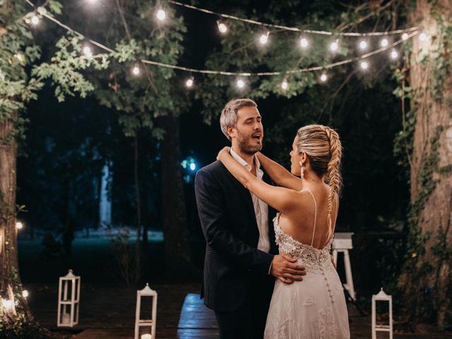 El casamiento de Tomi y Jime en Ingeniero Maschwitz, Buenos Aires 45