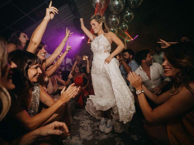 El casamiento de Tomi y Jime en Ingeniero Maschwitz, Buenos Aires 50