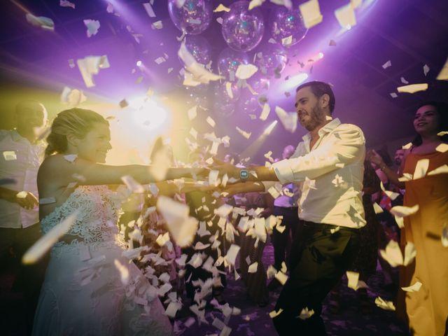 El casamiento de Tomi y Jime en Ingeniero Maschwitz, Buenos Aires 51