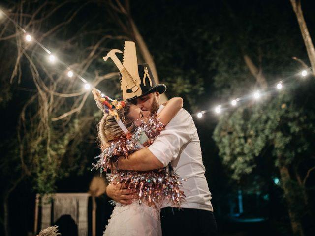 El casamiento de Tomi y Jime en Ingeniero Maschwitz, Buenos Aires 67