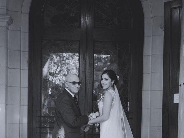 El casamiento de Herni y Marti en Exaltacion de La Cruz, Buenos Aires 8