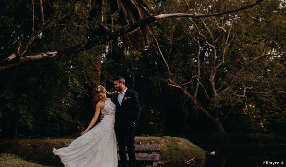 El casamiento de Tomi y Jime en Ingeniero Maschwitz, Buenos Aires