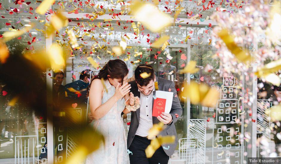 El casamiento de Herni y Marti en Exaltacion de La Cruz, Buenos Aires