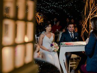 El casamiento de Eli y Edgar