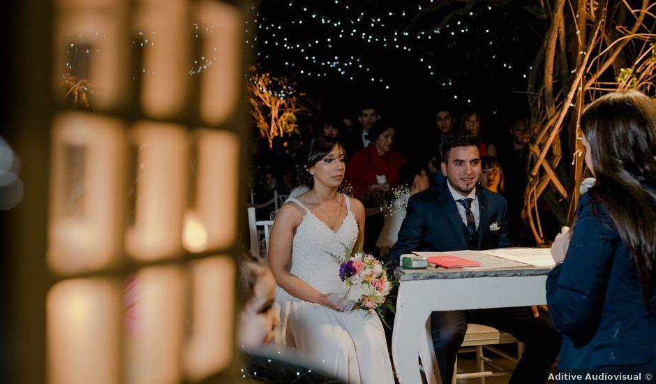 El casamiento de Edgar y Eli en Rosario, Santa Fe