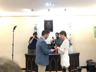 El casamiento de Silvana y Pablo 1