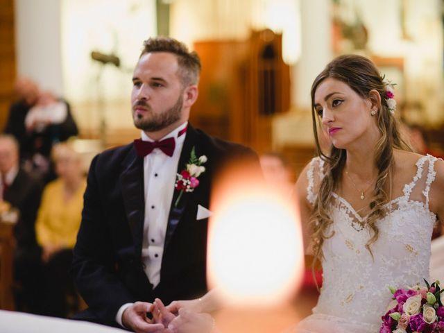 El casamiento de Silvina y Rodrigo