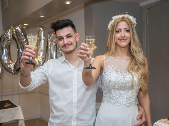 El casamiento de Appi y Enzo