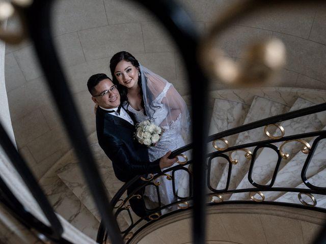 El casamiento de Lau y Luis