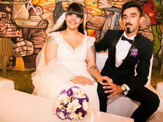 El casamiento de Carla y Maxi