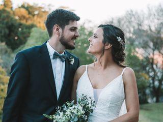 El casamiento de Tati y Pedro