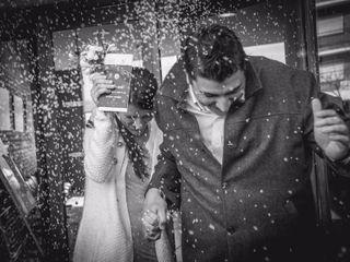 El casamiento de Andrea y Guille 1