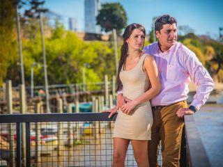 El casamiento de Andrea y Guille 2