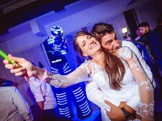 El casamiento de Andrea y Guille