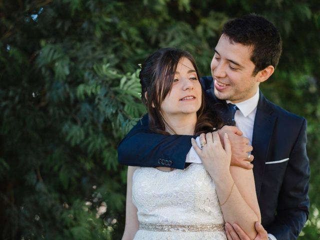 El casamiento de Cintia y Nicolás