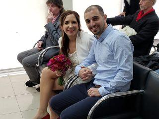 El casamiento de Alan y Romina