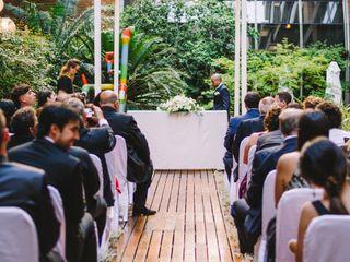 El casamiento de Estefi y Nico 1