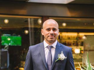El casamiento de Estefi y Nico 2