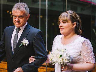El casamiento de Estefi y Nico 3