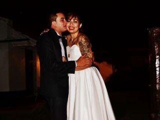 El casamiento de Pauli y Lautta