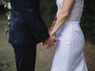 El casamiento de Macarena y Leandro 1