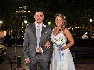 El casamiento de Andrea y Fernando 1