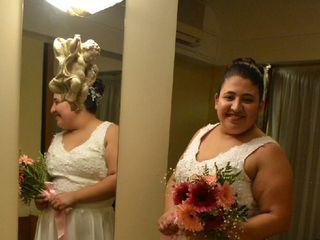 El casamiento de Melina y Ariel 1