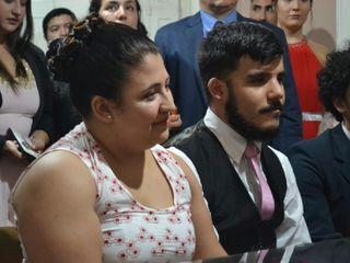 El casamiento de Melina y Ariel