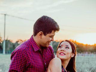 El casamiento de Andrea y Francisco 1