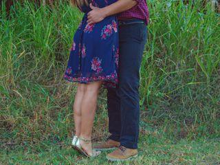 El casamiento de Andrea y Francisco 3