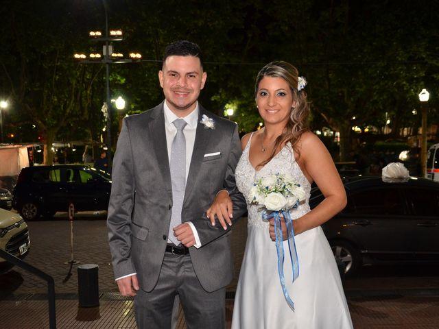El casamiento de Fernando y Andrea en San Fernando, Buenos Aires 3