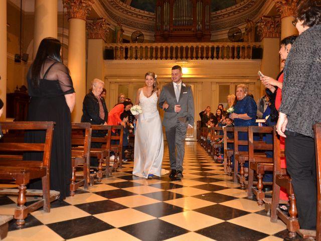 El casamiento de Fernando y Andrea en San Fernando, Buenos Aires 8