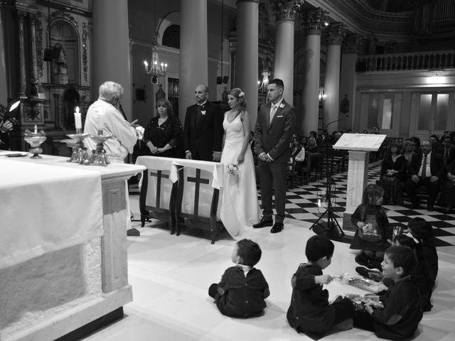 El casamiento de Fernando y Andrea en San Fernando, Buenos Aires 1