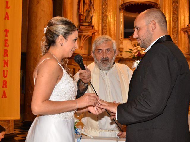 El casamiento de Fernando y Andrea en San Fernando, Buenos Aires 10