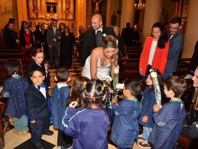 El casamiento de Fernando y Andrea en San Fernando, Buenos Aires 13