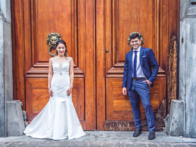 El casamiento de Andrea y Francisco