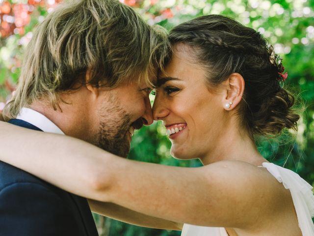 El casamiento de Kati y Niko