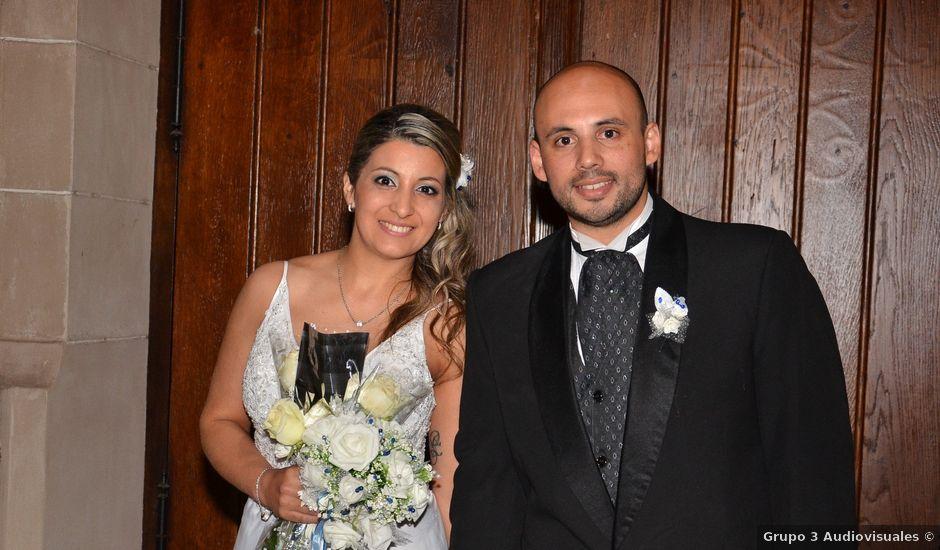 El casamiento de Fernando y Andrea en San Fernando, Buenos Aires