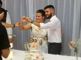 El casamiento de Yanina y Esteban