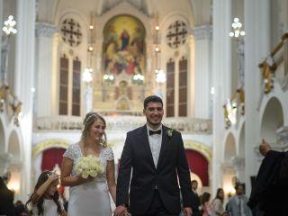 El casamiento de Vane y Maxi