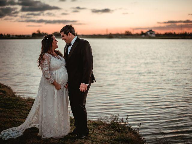 El casamiento de Fernanda y Santiago