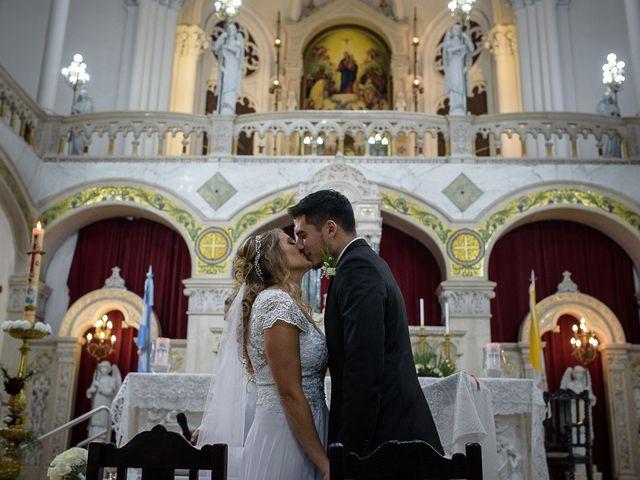 El casamiento de Maxi y Vane en Rosario, Santa Fe 41