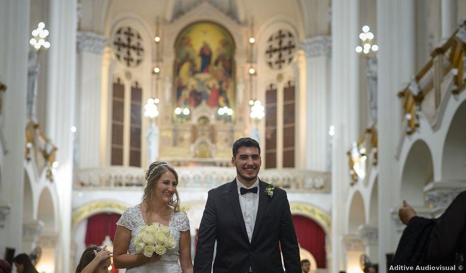 El casamiento de Maxi y Vane en Rosario, Santa Fe