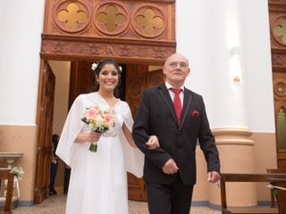 El casamiento de Caro y Iván 2