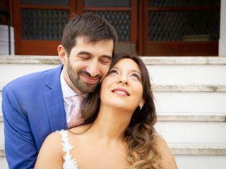 El casamiento de Naty y Gustavo