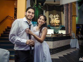 El casamiento de Verónica y Fernando