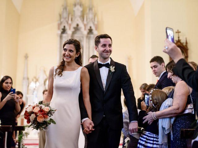 El casamiento de Denu y Nacho