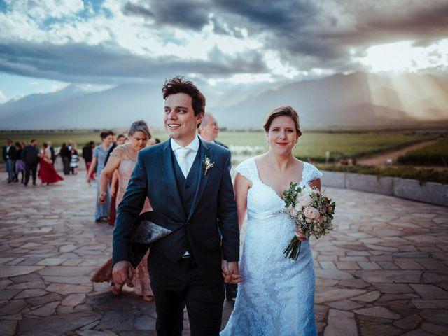 El casamiento de Monique y Pedro