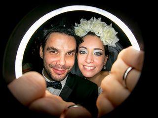 El casamiento de Sofi y Marinano