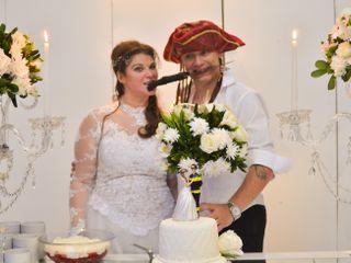 El casamiento de Gise y Horacio